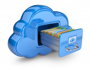 Cloud backup & storage part of your infrastructure