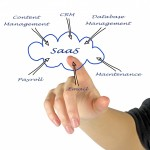 SAAS doesn't need on premise infrastructure
