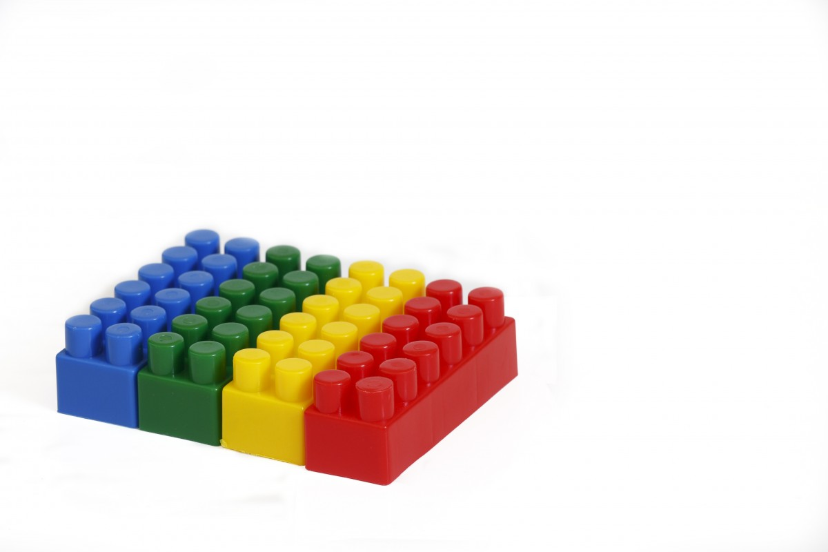 Lego blocks & sustainability
