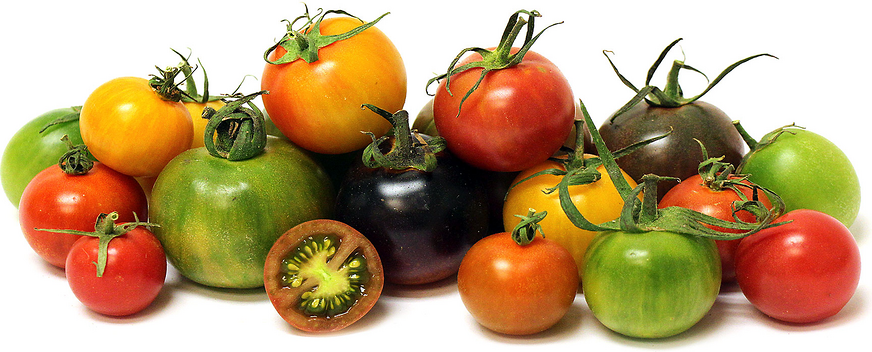 examples of different tomato varieties